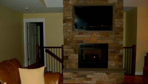 Masonry Repair Chimney Repair Cultured Stone Fireplace Stone