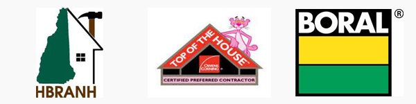 NH Home Builders, Owens Corning Certified, Boral